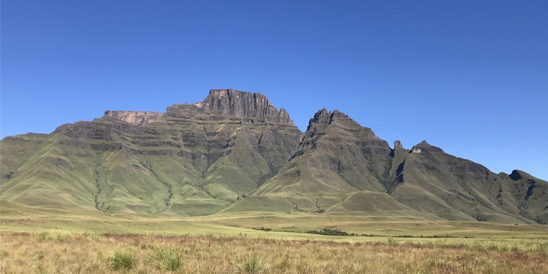 The Drakensberg region in Kwa-Zulu Natal is one of the areas agents can increase their knowledge on