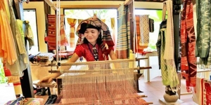 Brocade Art is being promoted at a festival in Vietnam later this year