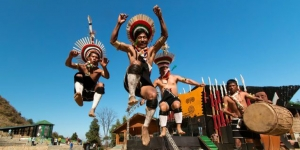 The Hornbill Festival features in a tour being oered by Exotic Holidays