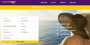 New HOT Cruises website