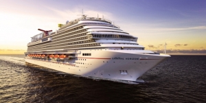 Carnival Horizon sets sail