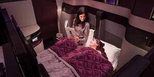 QSuite takes business class to new heights