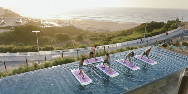 Noah Surf House, a 'special stay' in Santa Cruz, Portugal