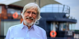 World explorer, film producer and international conservationist Jean-Michel Cousteau