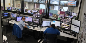 The team at AKL operations centre