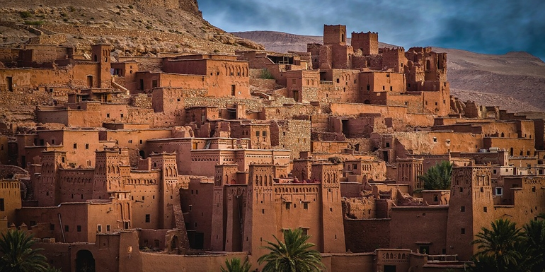 Archaeological sites are amongst the highlights of an 11-day Morocco programme